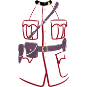 Royal Canadian Mountain Police Uniform