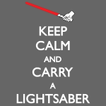 Carry Lightsaber Red