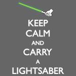 Carry Lightsaber Green