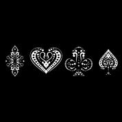 Card Symbols HD Design