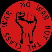 1 color - no war but the class war Working Class A