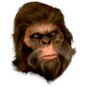 Bigfoot Digital Painting (Color)