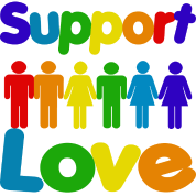 Support Gay Marriage & Love