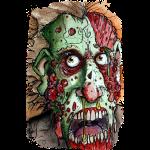 snot boil zombie