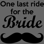 One last ride for the Bride Bachelorette