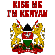 Design ~ Kiss Me, I'm Kenyan