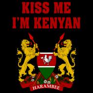 Design ~ Kiss Me, I'm Kenyan