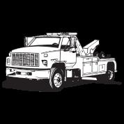 Tow Truck HD Design