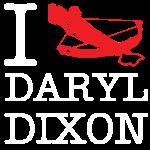 I Crossbow Daryl Dixon - White