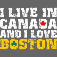 Design ~ Live Canada Love Boston