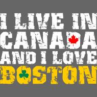 Design ~ Live Canada Love Boston