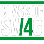 CLASS OF SWAG (2014) Green with bands
