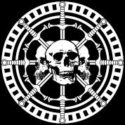 Skulls with Swords