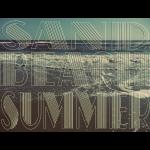 Sand, Beach, Summer