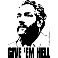 Design ~ Breitbart - Give 'em Hell