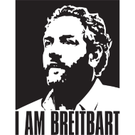 Design ~ I am Breitbart - black