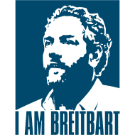 Design ~ I am Breitbart - blue