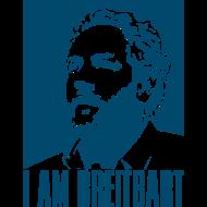 Design ~ I am Breitbart - blue