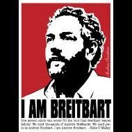 Design ~ I am Breitbart - WRB - quote
