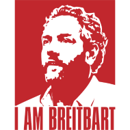 Design ~ I am Breitbart - red