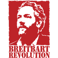 Design ~ Breitbart Revolution - ripple - red