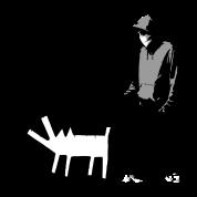 Banksy Haring Dog