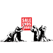 Banksy Sale Ends Today