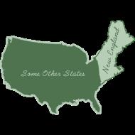 Design ~ World According to New England