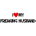 I Love My Freking Husband