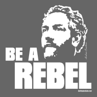 Design ~ Breitbart - Be a rebel - WT