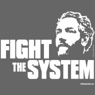 Design ~ Breitbart - Fight the System - WT