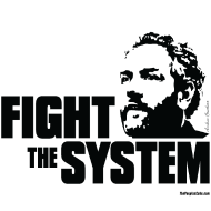 Design ~ Breitbart - Fight the System - BT