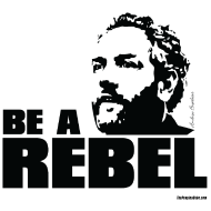 Design ~ Breitbart - Be a Rebel - WT