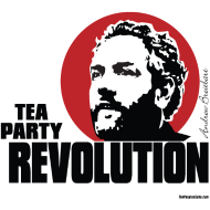 Design ~ Breitbart - Tea Party Revolution - BRT
