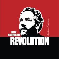 Design ~ Breitbart - New American Revolution - Button