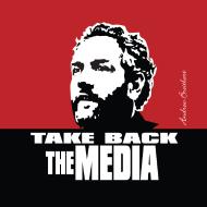 Design ~ Breitbart - Take Back the Media - Button
