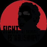 Design ~ Breitbart - Fight the Establishment - round
