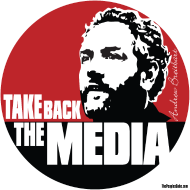 Design ~ Breitbart - Take back the media - round