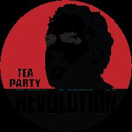 Design ~ Breitbart - tea Party Revolution - round