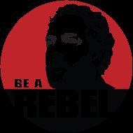 Design ~ Breitbart - be a rebel - round