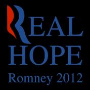 Romney Real Hope 2012