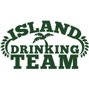 island drinking team great for a Holiday shirt