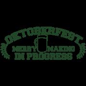 OKTOBERFEST Merry Making in progress