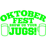 OKTOBERFEST  Show us your JUGS