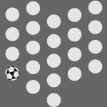 Cincinnati, OH Soccer Ball Dots