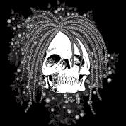 Wild Haired Skull