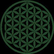 Flower of Life - Sacred Geometry, c, Healing Symbol, Energy Symbol, Harmony, Balance