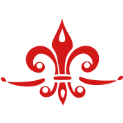 Fleur de lis, Trinity Symbol Charity, Hope, Faith
