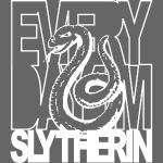 Slytherin White