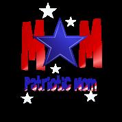 A Patriotic Blue Star Mom